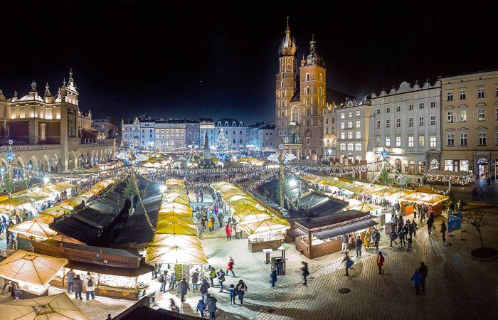Krakow Christmas Market2